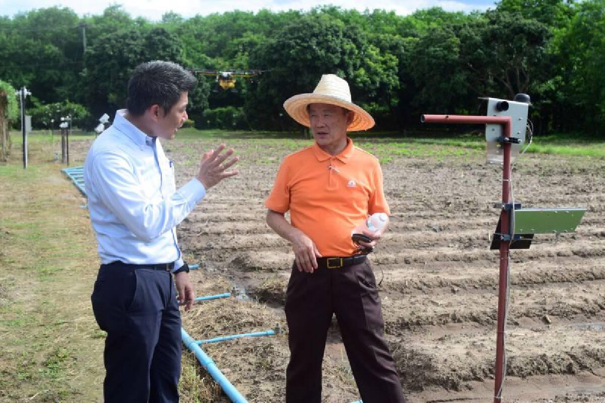 ดันผู้ประกอบการไทยขึ้นแท่น 'เอสเอมอีสมาร์ทฟาร์มเมอร์'