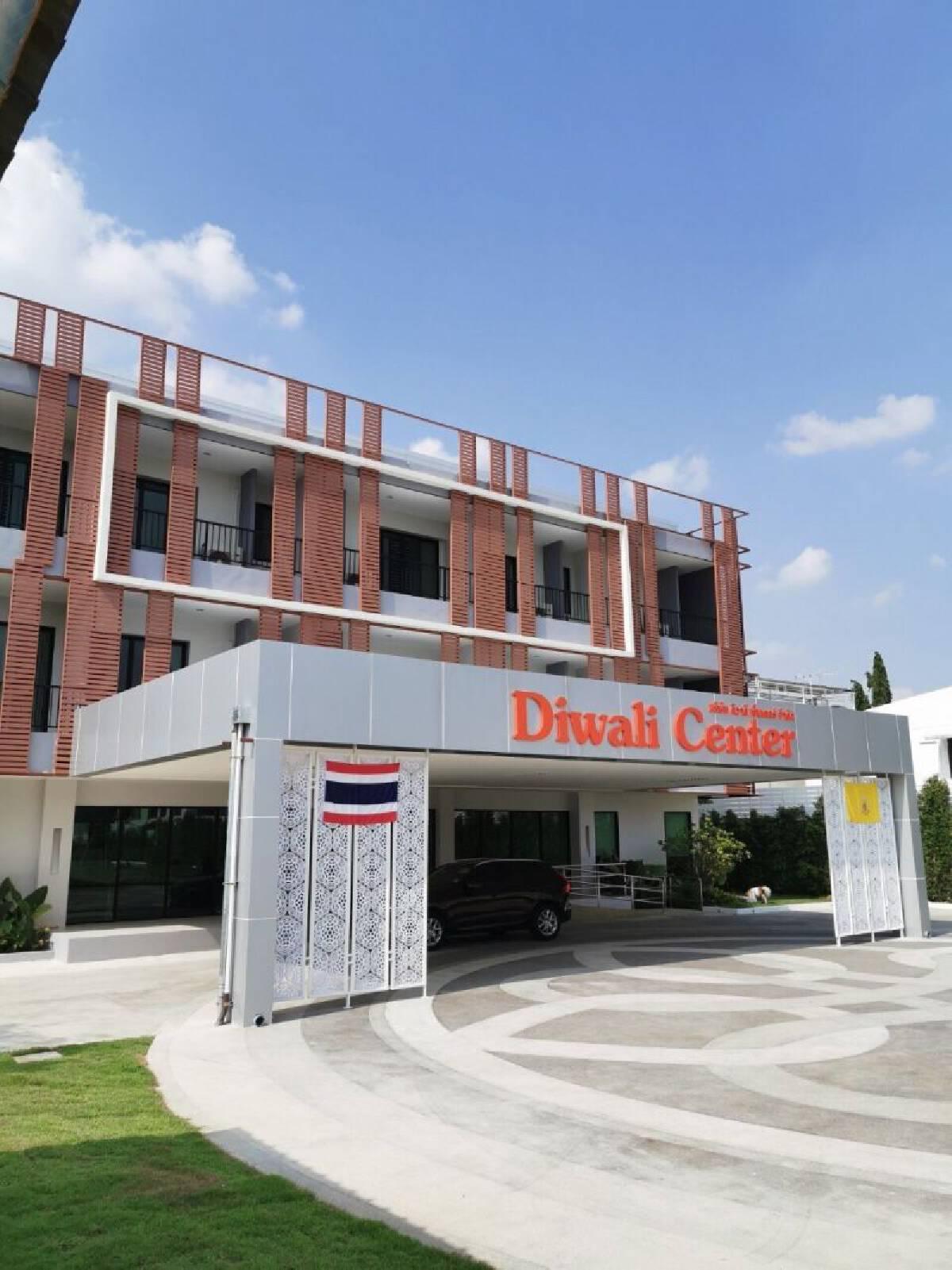 ดิวาลีฯโชว์นวัตกรรมเครื่องวัดสมมาตรร่างกายทันสมัยสุดในไทย