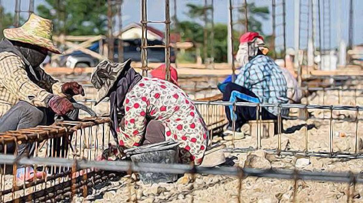 ผงะ!!! แรงงานไทยสูญพันธุ์  ถูกต่างด้าวกลืนเรียบ