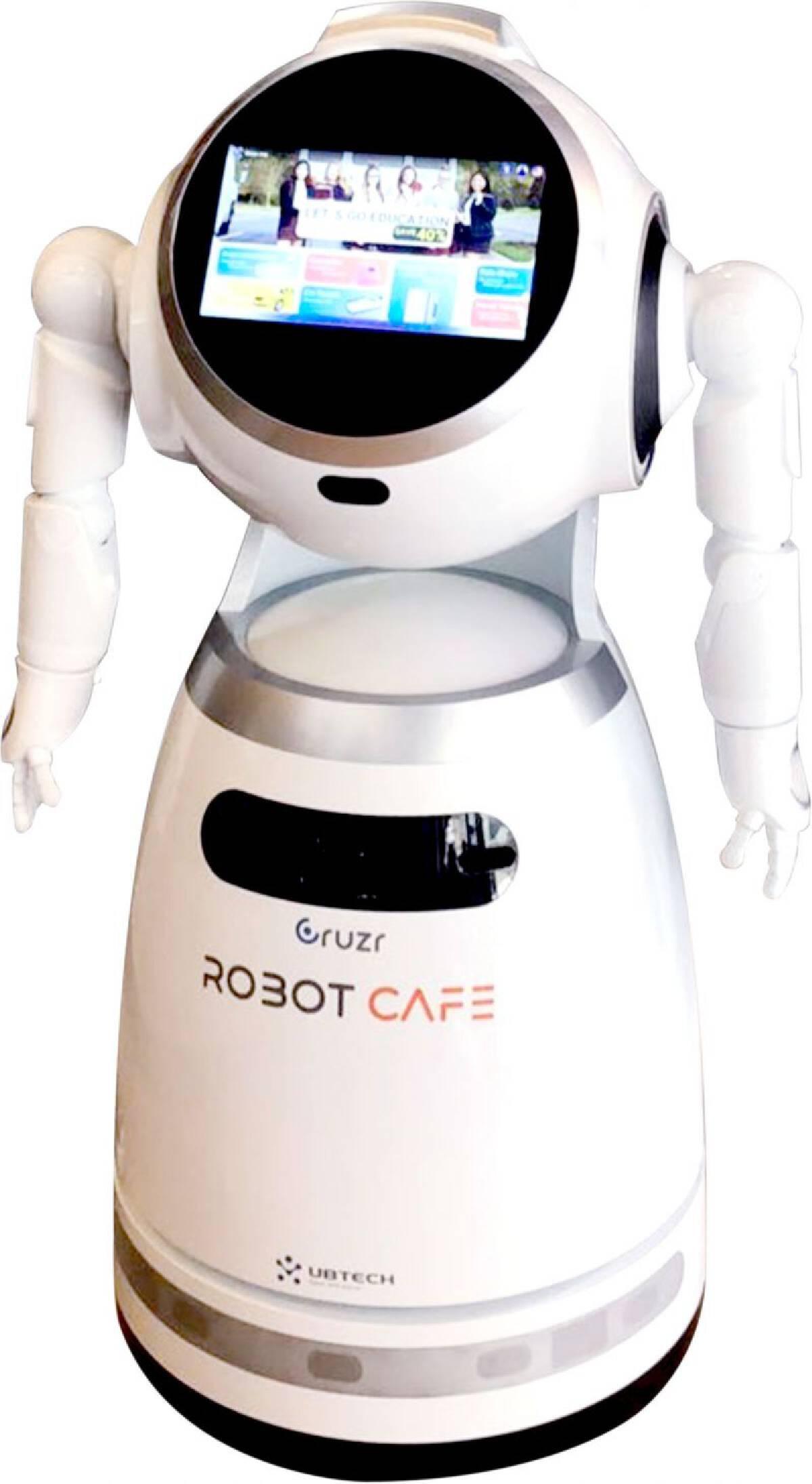 ROBOT CAFE & EDUCATION ปั้นเยาวชนสู่ CREATORS