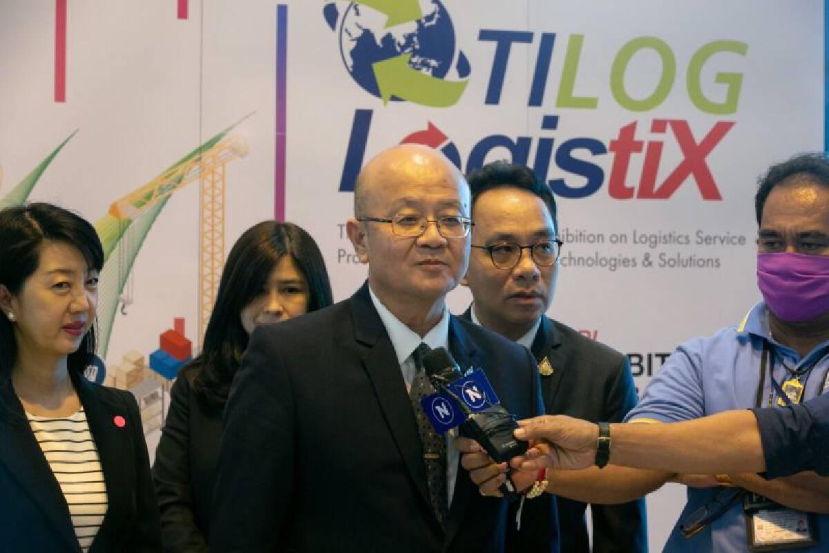 """พาณิชย์จัดงานใหญ่ """"ไทล็อก-โลจิสติกส์""""  ตอกย้ำไทยเป็นศูนย์กลางแห่งอาเซียน"""