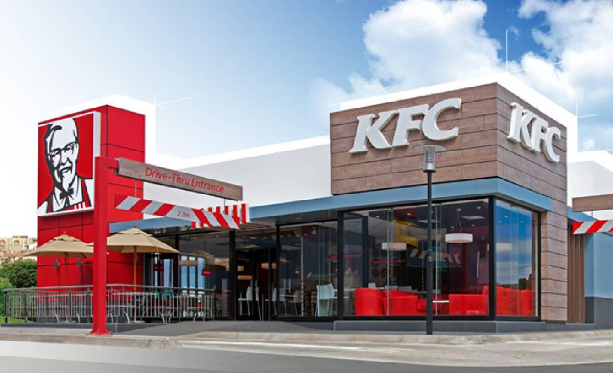 KFC แก้มปริไดรฟ์ธรู-ดีลิเวอรีโตพรวด