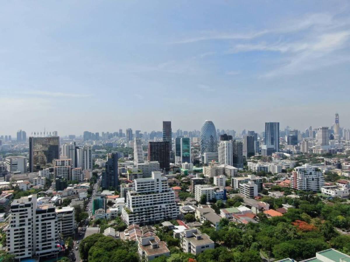 อากาศดีทั่วไทยฝุ่นPM 2.5 อยู่ในเกณฑ์มาตรฐานทุกพื้นที่
