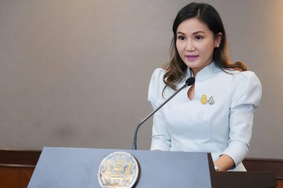 ดร.นฤมล ภิญโญสินวัฒน์ โฆษกประจำสำนักนายกรัฐมนตรี