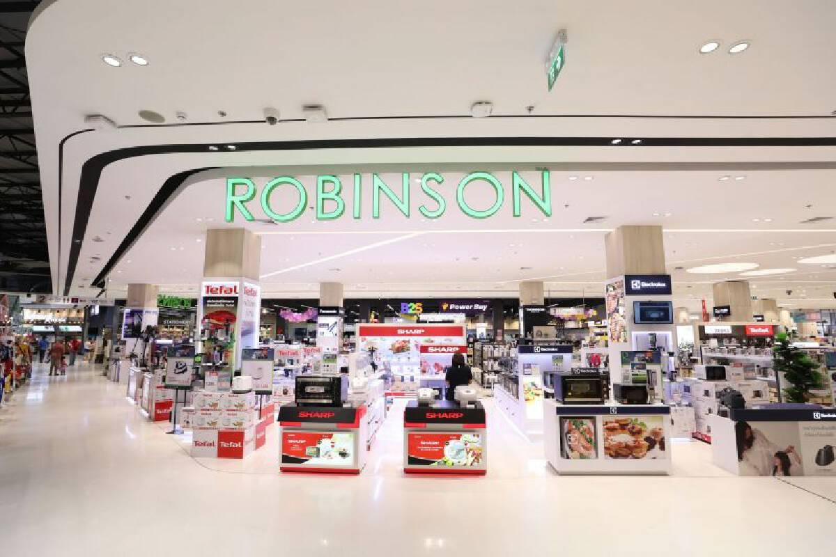 โรบินสันทุ่ม 1,200 ล้านปักหมุดบ่อวิน