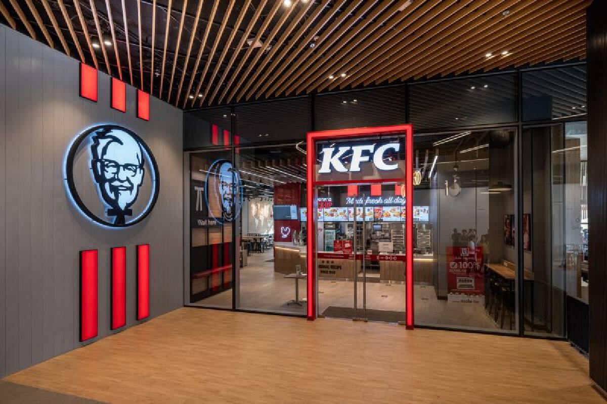 """KFC"" คอนเซปท์ใหม่ Lifestyle Store ที่มีมากกว่า ""ไก่ทอด"""