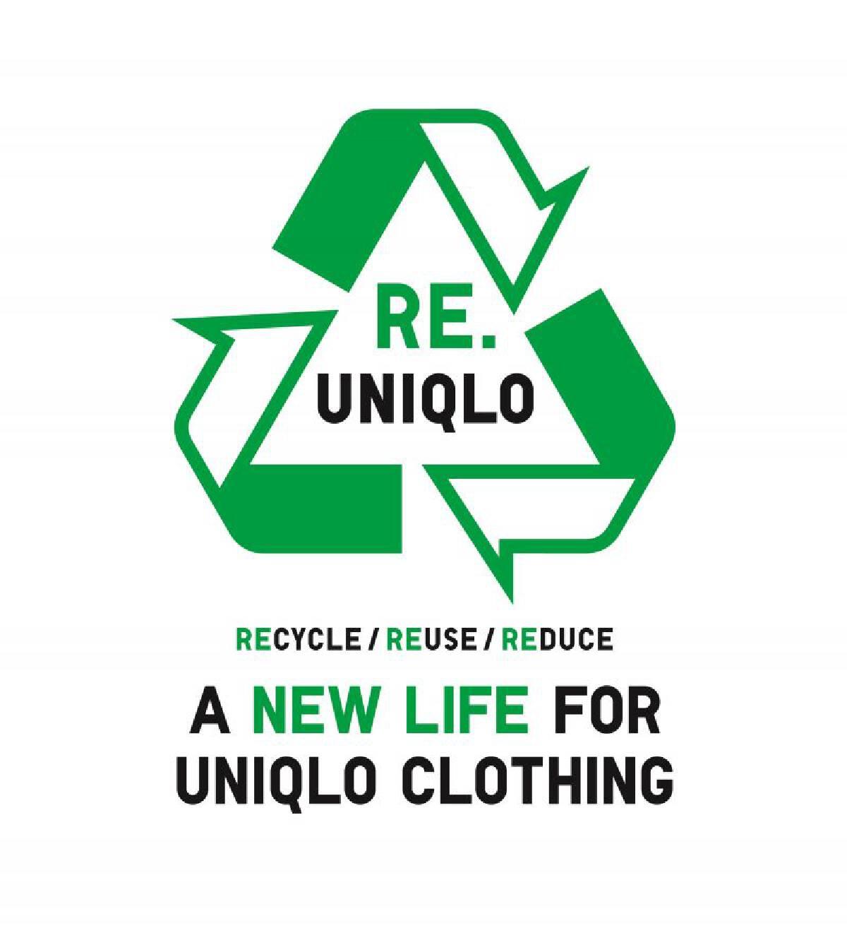 """ยูนิโคล่ """"ลดขยะ"""" สร้างคุณค่าใหม่ให้เสื้อผ้าเก่า"""