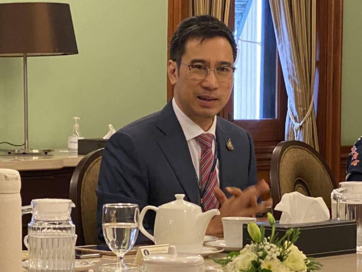"""""""เศรษฐพุฒ""""รับ ผลโควิด-19  กระทบเศรษฐกิจไทย แรงและยาว"""
