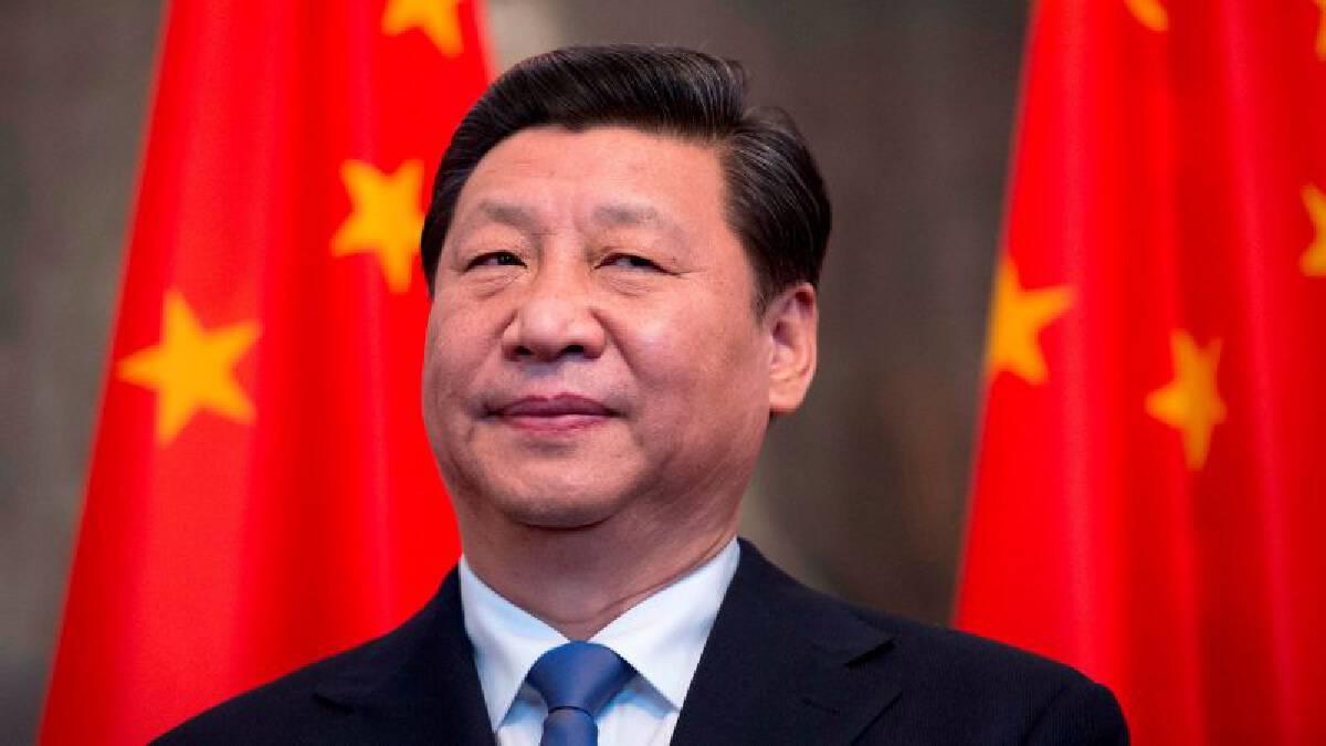 นายสี จิ้นผิง ประธานาธิบดีจีน