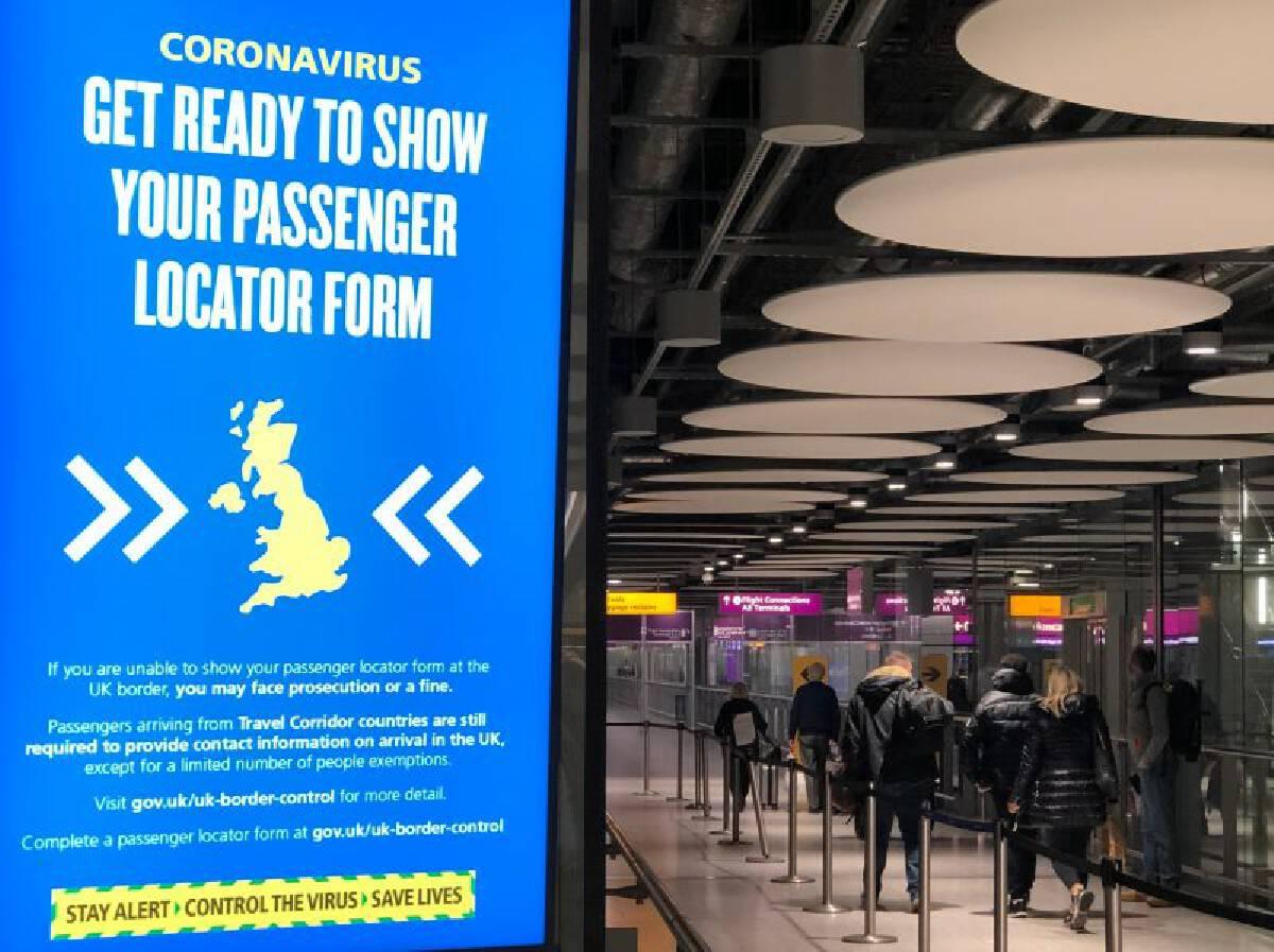 ทั่วโลกแห่ระงับเที่ยวบินจากอังกฤษ หลังพบไวรัสโควิดกลายพันธุ์
