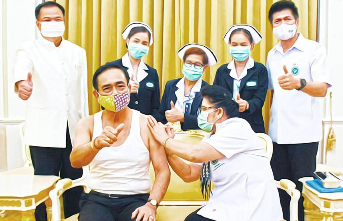 ดูชัดชัด แผนจัดหา-ฉีด 'วัคซีนโควิด'ให้คนไทย