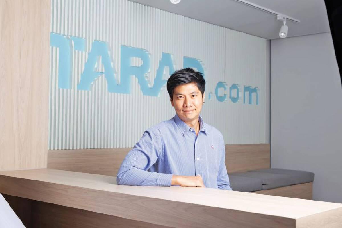 เจ้าพ่อ TARAD.com นักคิดที่ไม่หยุดคิด และลงมือทำ