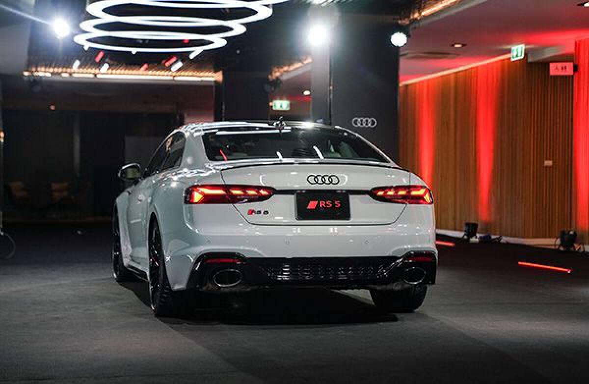 Audi RS 5 Coupe ราคา 5.99 ล้านบาท