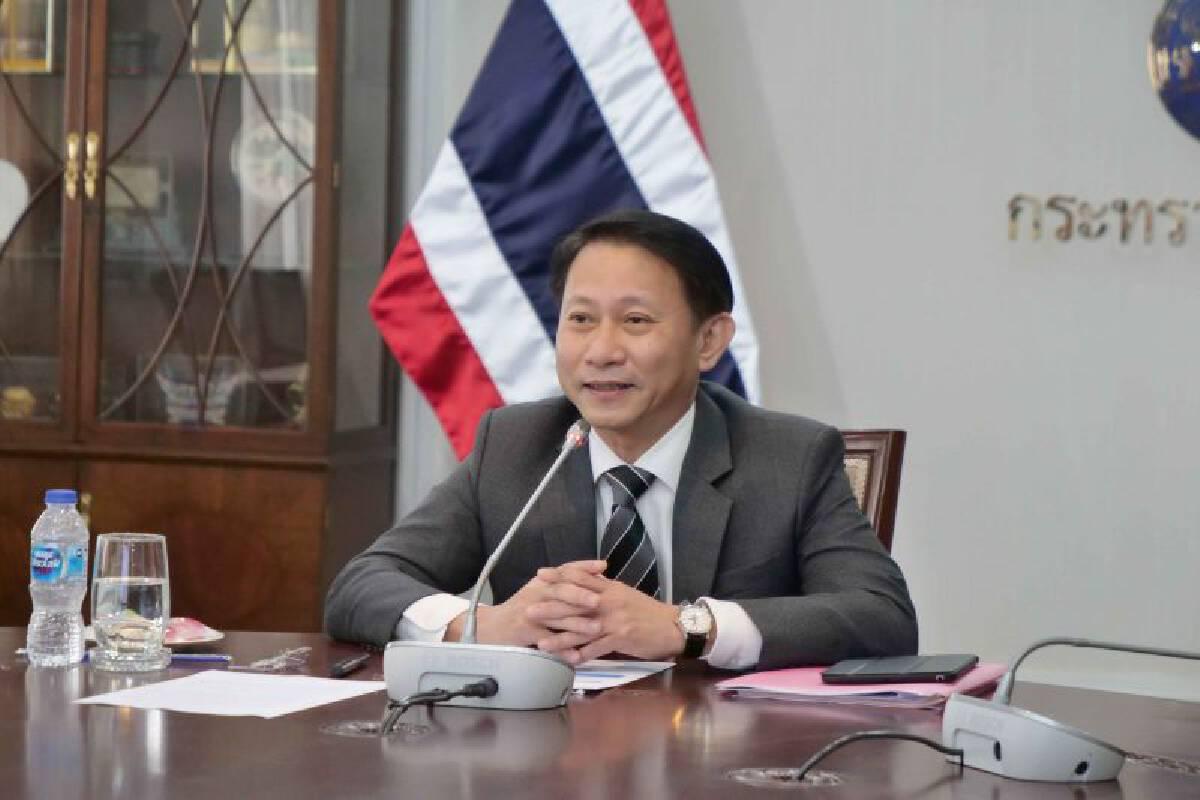 UK สนทำ FTA กับไทย  หลังเอกชนหนุน พร้อมขยายการค้า