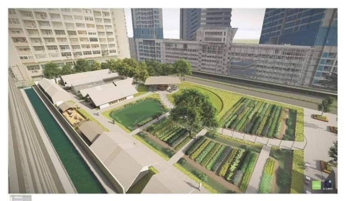 เจ้าสัวเซ็นทรัล ผุดสวนผัก พระราม 9 ส่อดับฝัน 'Super Tower' ตึกสูงสุดในไทยของจริง