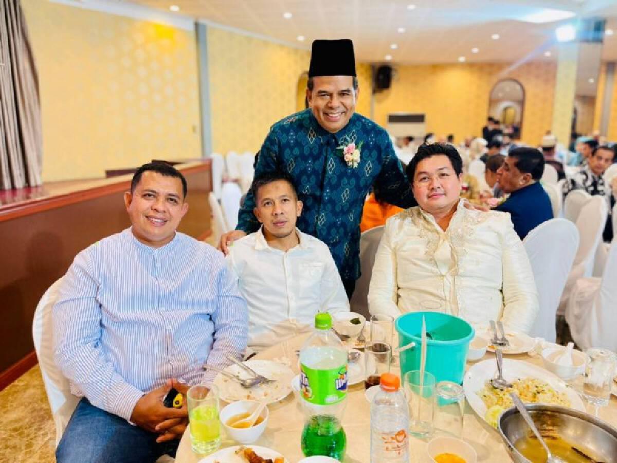 มูลนิธิแม่บ้านไทยมุสลิม จัดงานโต๊ะจีนการกุศลประจำปี เพื่อระดมทุนในการส่งเสริมการศึกษาและพัฒนาศักยภาพของเยาวชน