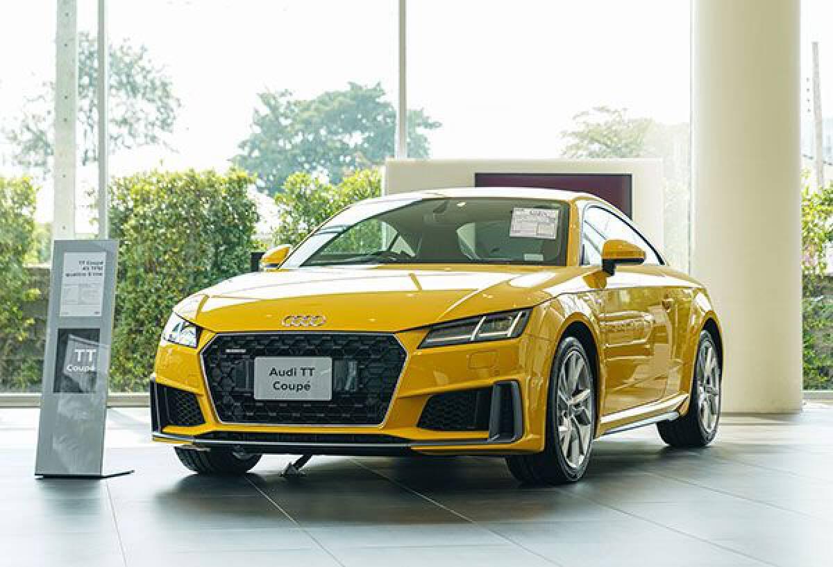 Audi ขายผ่าน VDO Call ส่งมอบรถถึงบ้าน