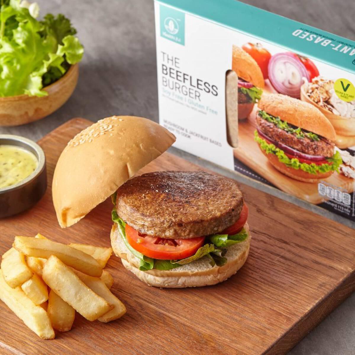 เซ็นทรัลปั้นเมนูพร้อมทาน เด้งรับ Plant-based meat