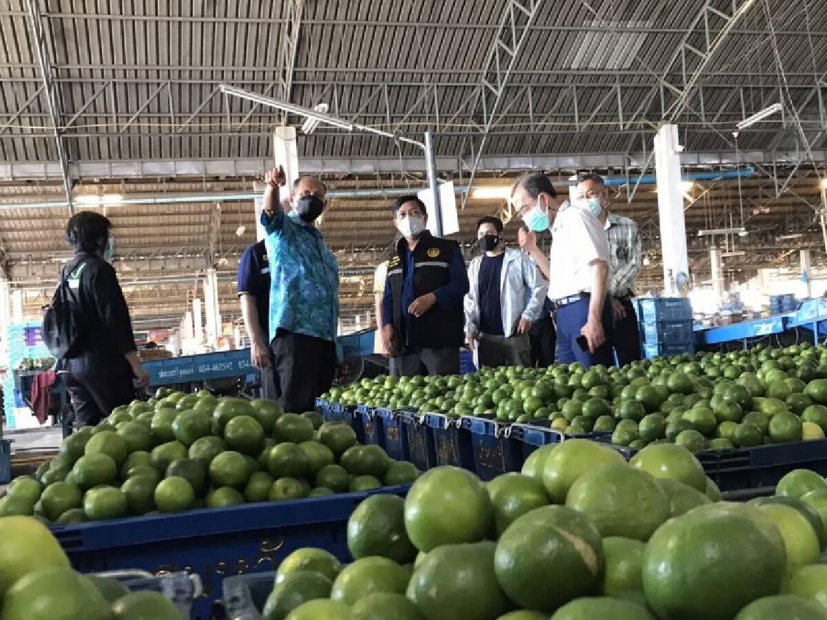 เดินหน้าเปิดศก.การค้า  ตลาดกลางสินค้าเกษตร