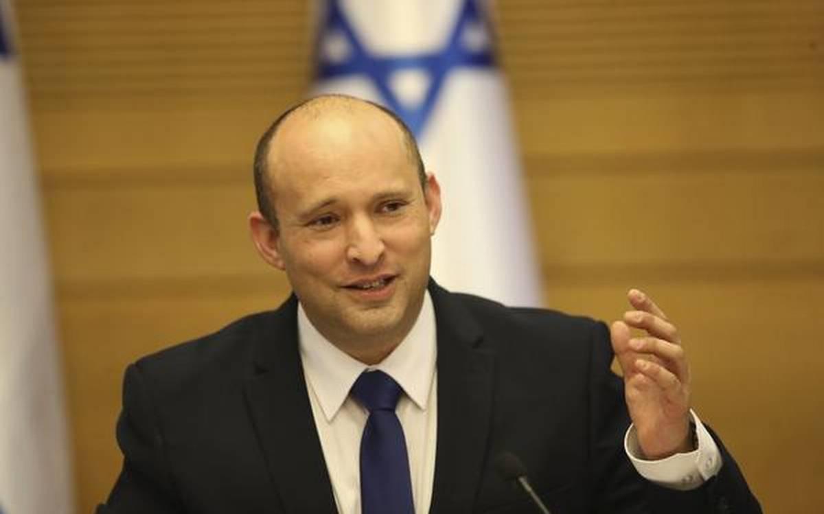 นาฟตาลี เบนเน็ตต์ นายกรัฐมนตรีอิสราเอล
