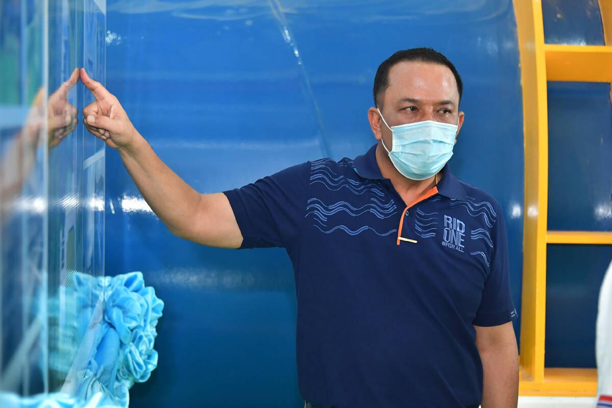อธิบดีกรมชลฯ สั่งจับตามรสุมเข้าไทย เฝ้าระวังพื้นที่เสี่ยงน้ำท่วม 40 จว.