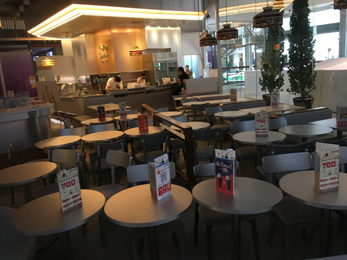 'ร้านอาหาร' สูญแสนล้าน ขยับแผนรับมือล็อกดาวน์เข้ม