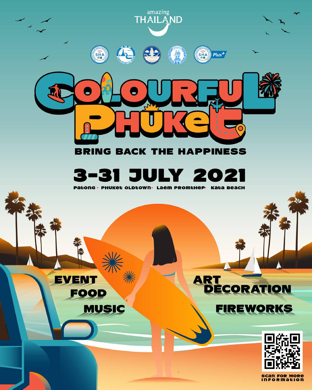 Colourful Phuket