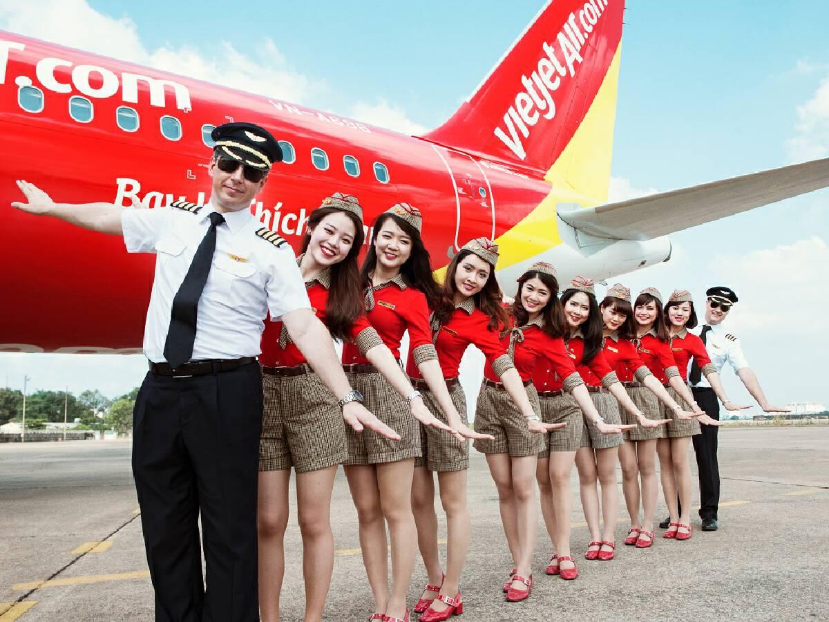 """""""ไทยเวียตเจ็ท""""ดันภูเก็ตฮับบินใหม่เชื่อมในประเทศ-ระหว่างประเทศ"""