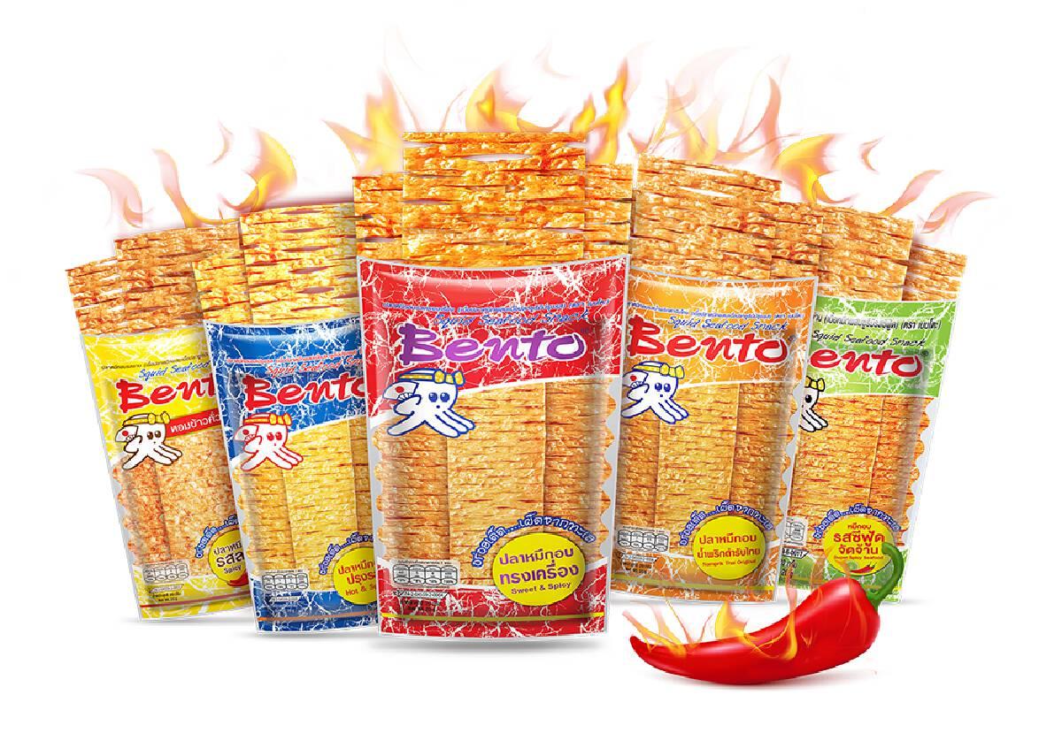 SNNP บุกเวียดนาม ผนึก ททท. ดึง แนนโน๊ะ สร้างแบรนด์ Extreme Snack