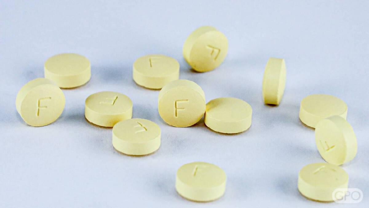 อภ.ลุยเพิ่มผลิตยาฟาวิพิราเวียร์ต้านโควิด 40 ล้านเม็ดต่อเดือน เริ่ม ต.ค.นี้