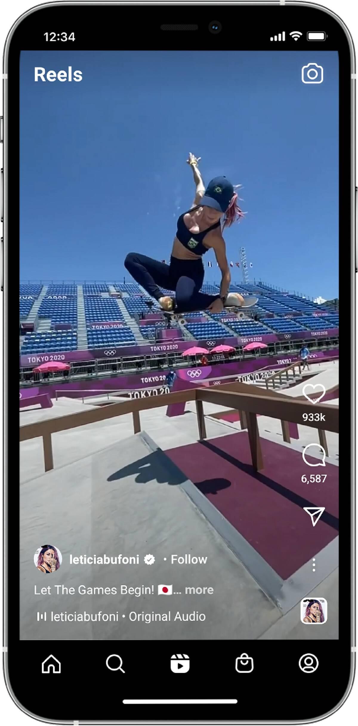 Facebook- Instagram เผยสถิติน่าสนใจส่งท้ายโตเกียวโอลิมปิกเกมส์