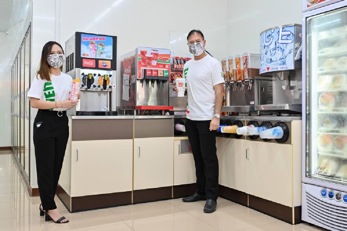 ซีพี ออลล์ ชิงเค้กค้าปลีกอาเซียนเปิดร้านเซเว่น อีเลฟเว่นสาขาแรกในกัมพูชา