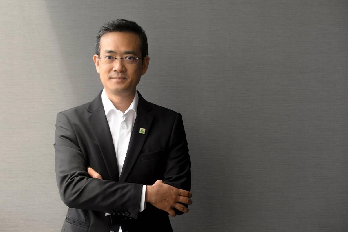 นาวิน อินทรสมบัติ รองกรรมการผู้จัดการ สายงานจัดการลงทุนต่างประเทศ บลจ. กสิกรไทย จำกัด
