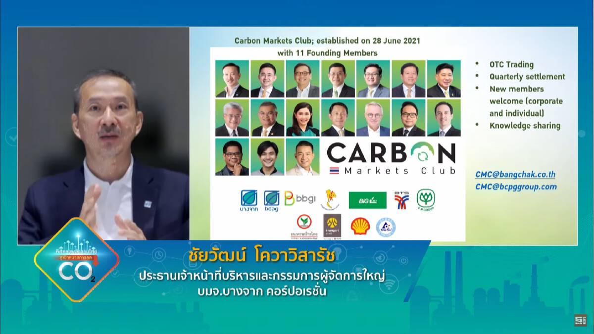 กลุ่มบางจากฯ ตั้งเป้าปล่อยก๊าซเรือนกระจกเป็นศูนย์ ปี 2050