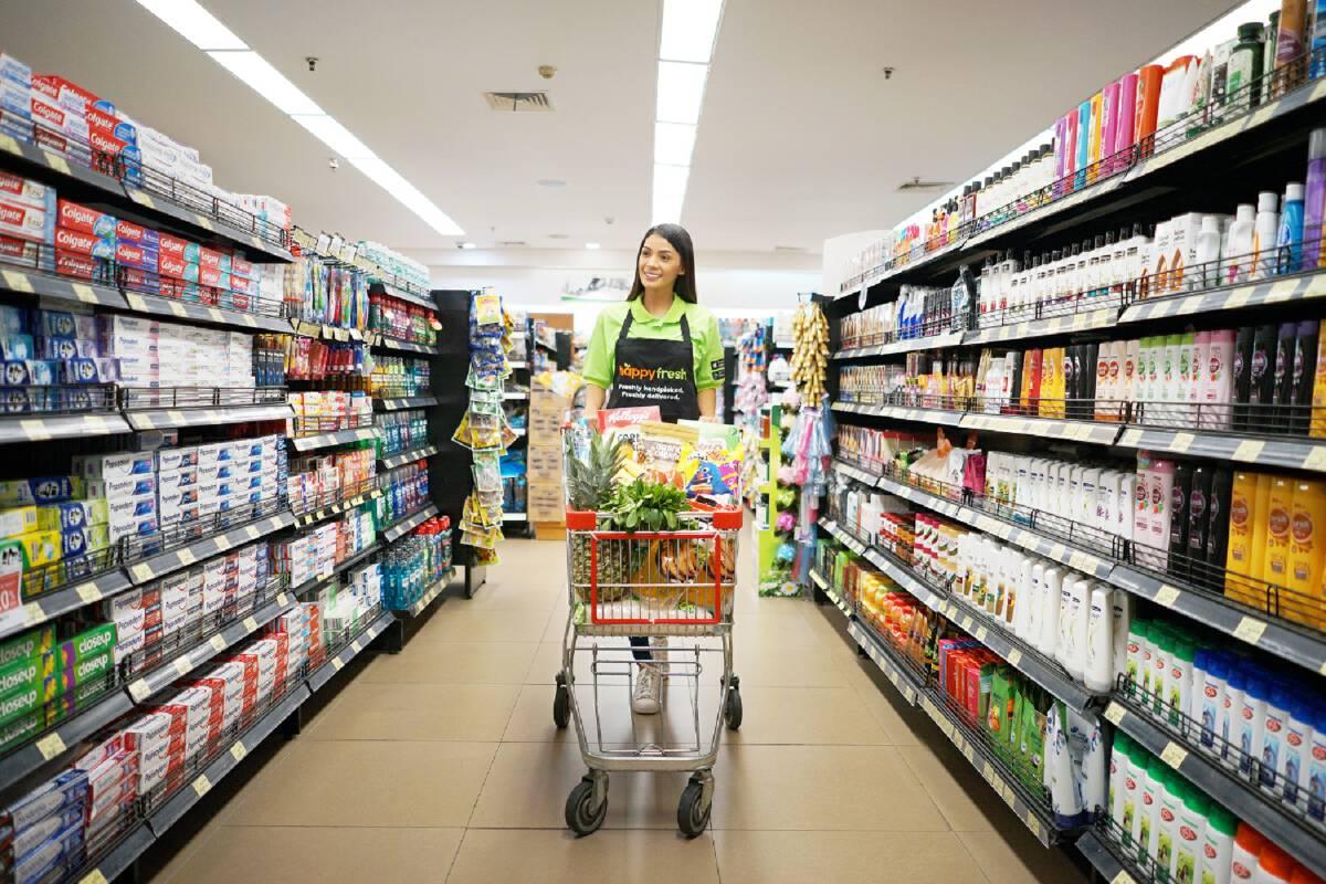 โควิดดันธุรกิจ E-Grocery บูม HappyFresh เร่งขยายพื้นที่ส่งเพิ่ม