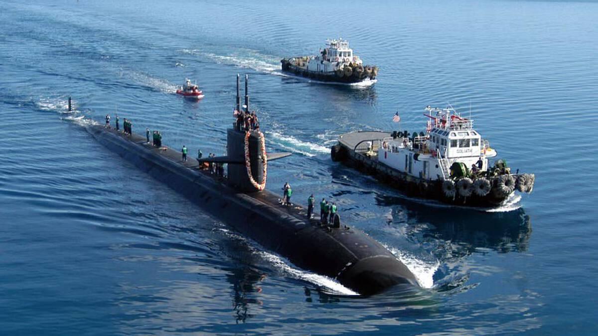 """""""เรือดำน้ำ"""" ทำสัมพันธ์ฝรั่งเศส-ออสเตรเลีย-สหรัฐร้าวหนัก"""