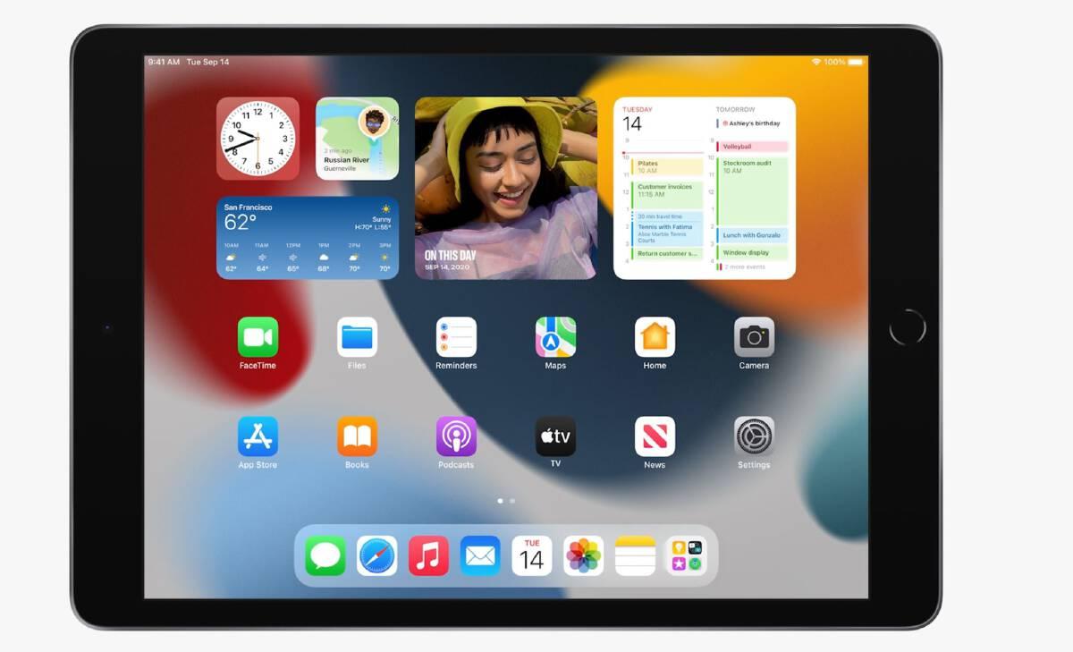 Apple เปิด iPad (รุ่นที่ 9) ใหม่ ชิป A13 Bionic เริ่มต้นเพียง 11,400 บาท