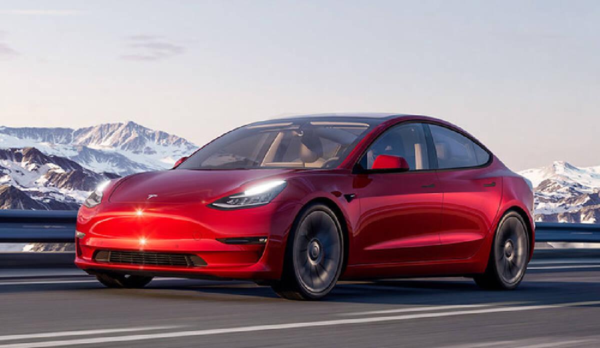 Tesla ยอดจดทะเบียนพุ่ง 118 คัน BRG มุ่ง EV นำเข้า Tesla Model Y ราคา 2.99 ล้านบาท