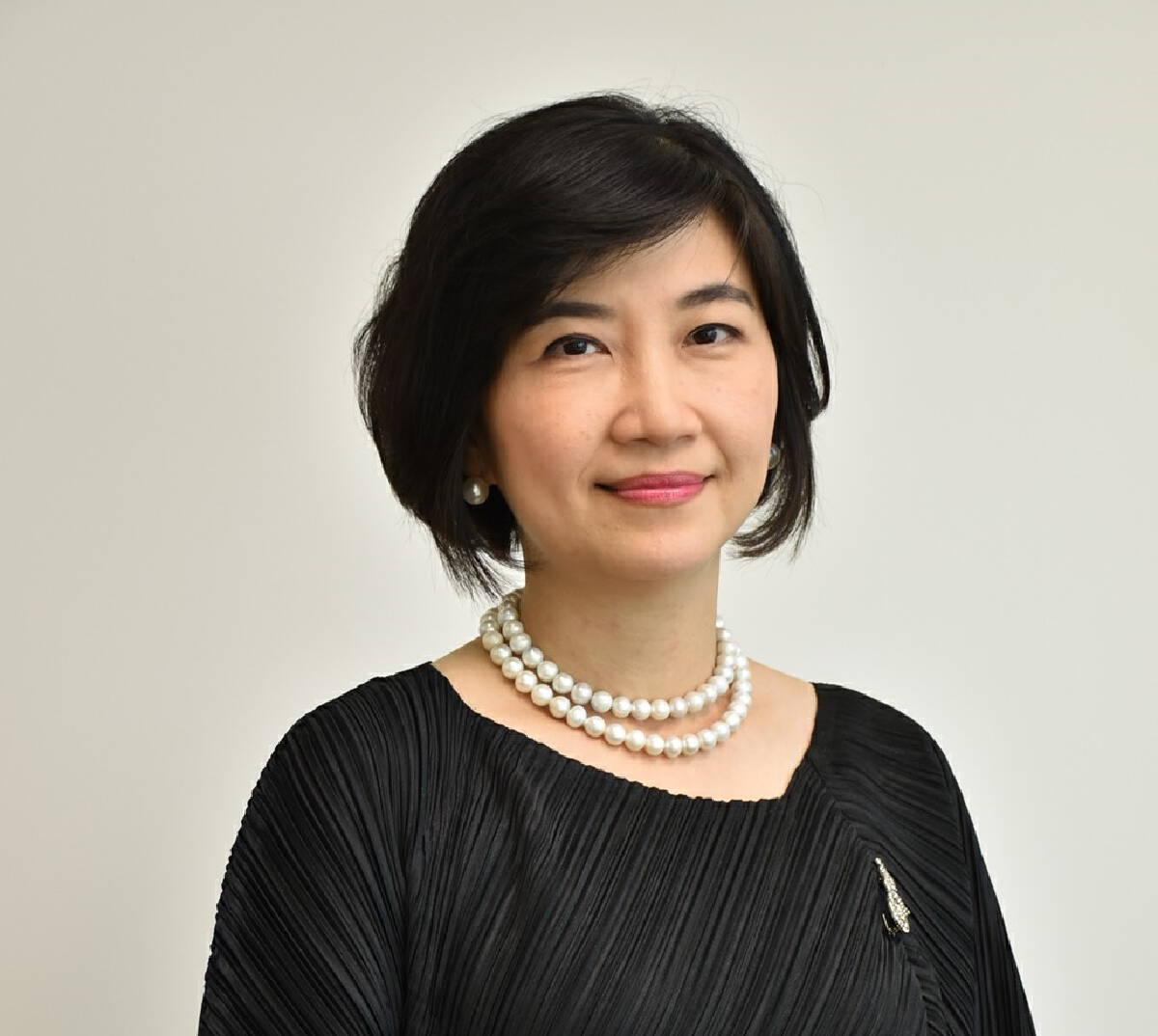 นางสาวอริยา ติรณะประกิจ รองกรรมการผู้จัดการ สมาคมตลาดตราสารหนี้ไทย