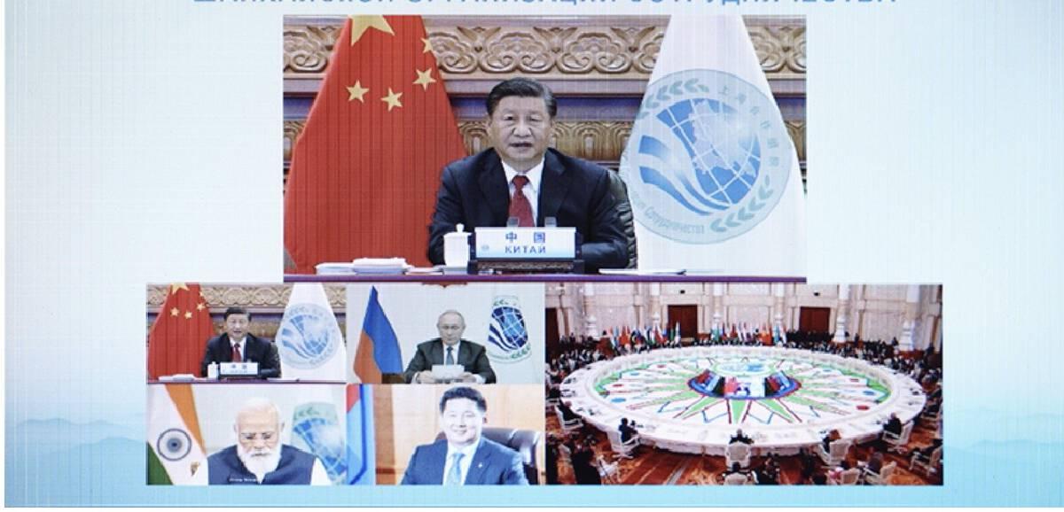 """""""จีน""""เดินหน้าองค์การความร่วมมือเซี่ยงไฮ้ รับ""""ซาอุฯ-อียิปต์-กาตาร์""""ประเทศคู่เจรจา"""