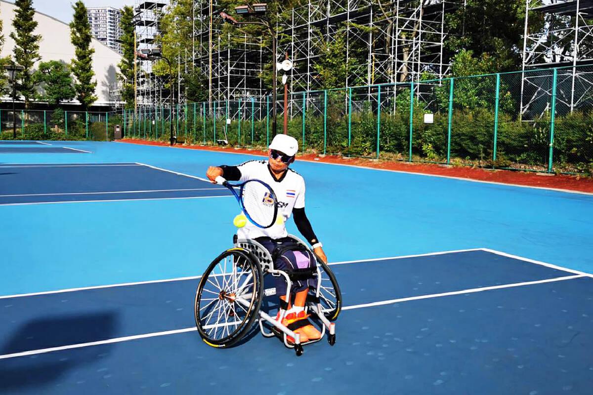 ล็อกซเล่ย์-เอเอสเอ็ม เดินหน้าสนับสนุนนักกีฬาคนพิการ