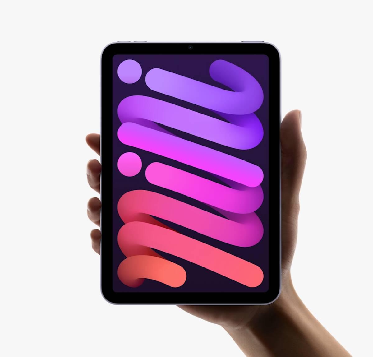 Apple เผยโฉม iPad mini  จอใหญ่ดีไซน์ใหม่ 4 สีสันสวยงาม ราคาเริ่มต้น 17,900 บาท