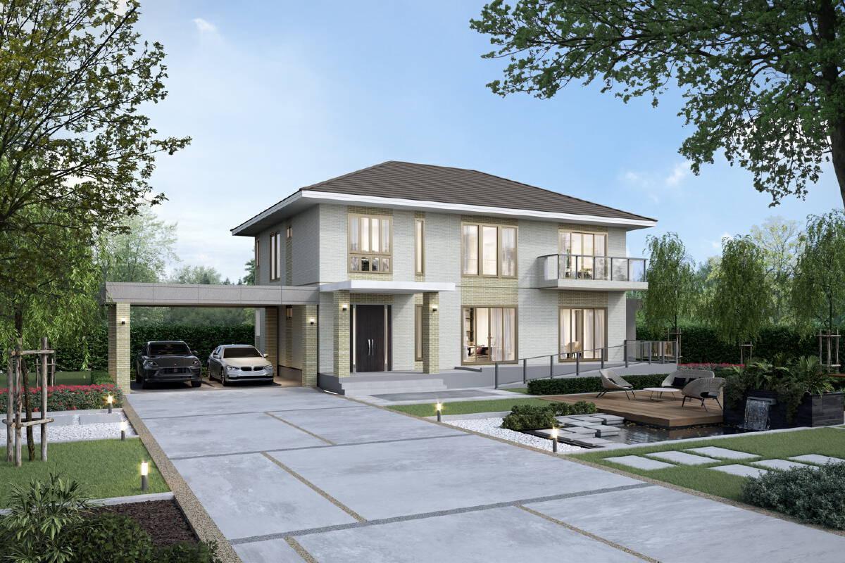 SCG เปิดนวัตกรรม บ้านแห่งอนาคต เขย่า ตลาดรับสร้างบ้าน