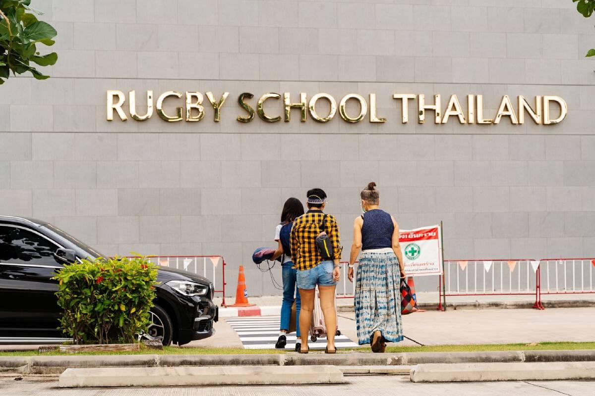 Rugby School Thailand โรงเรียนนานาชาติใหญ่ที่สุดในไทย มาตรฐานระดับโลกจากอังกฤษ  ประกาศเป็นโรงเรียนนานาชาติแห่งแรกๆ ที่เปิดโครงการ Bubble and Seal