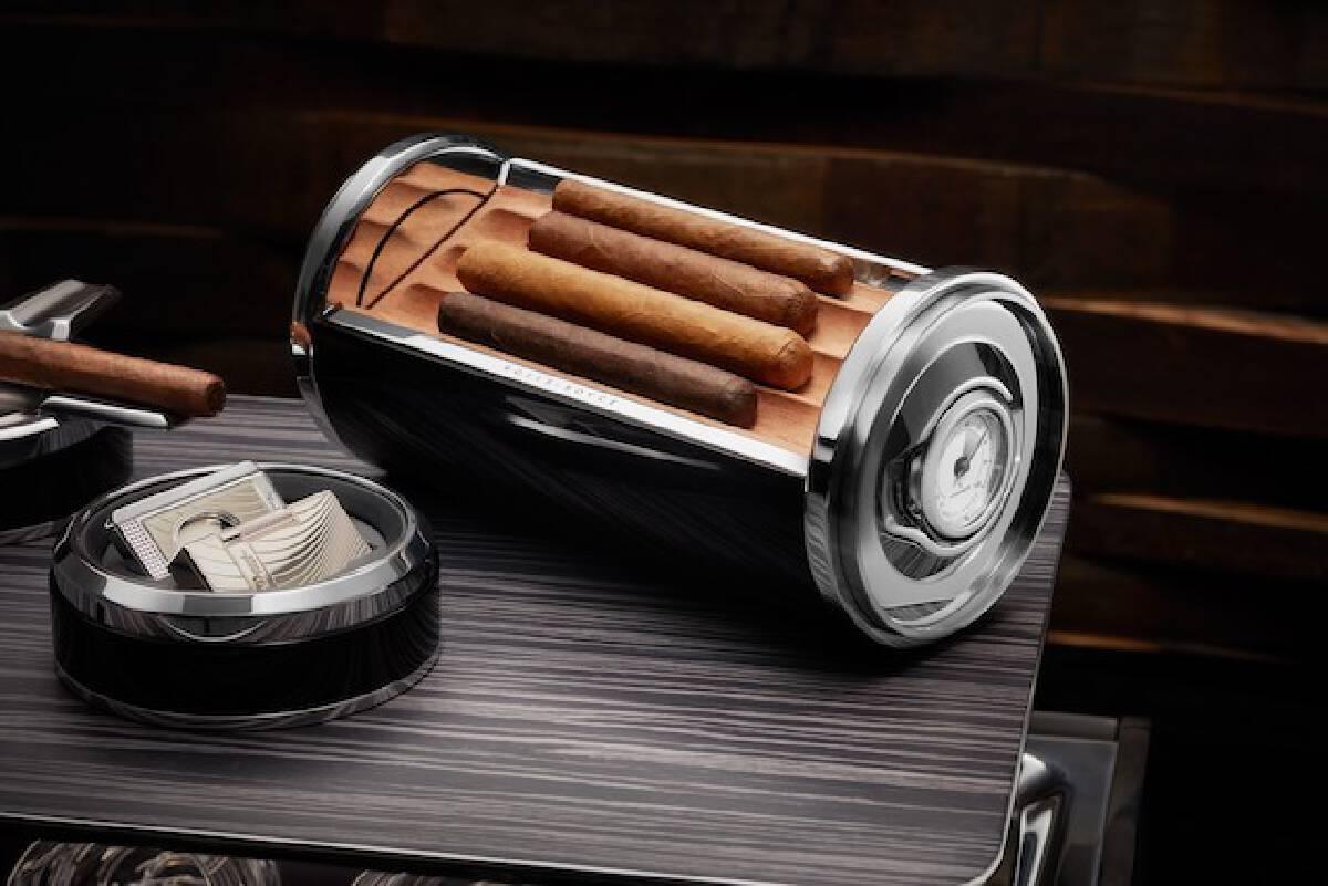 โรลส์-รอยซ์ เพิ่มออพชั่น หีบใส่วิสกี้-ซิการ์ ราคา 2 ล้านบาท