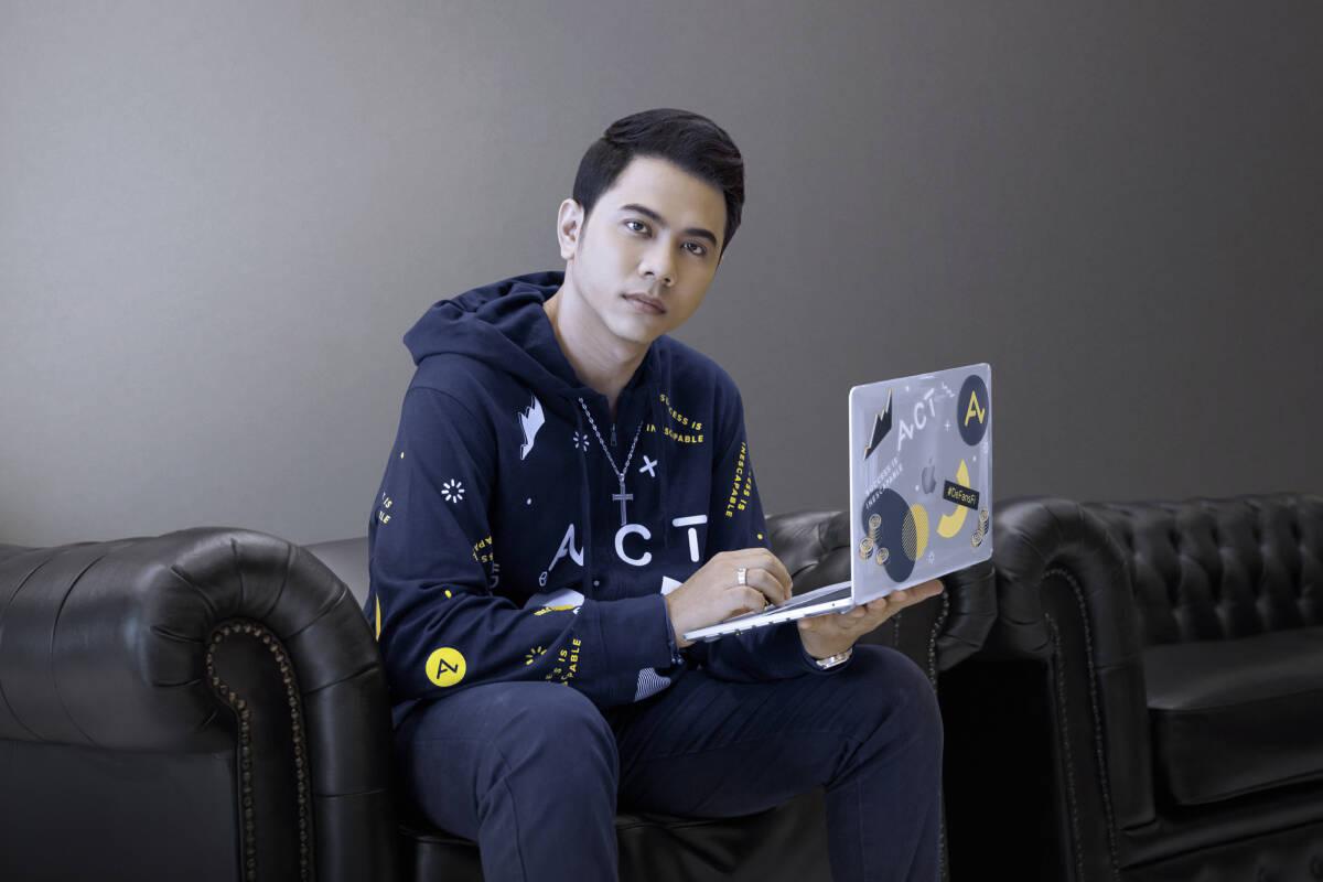 ฮือฮา วงการคริปโตเคอร์เรนซี แจกเหรียญ ACT ในไทย 87 ล้านบาท