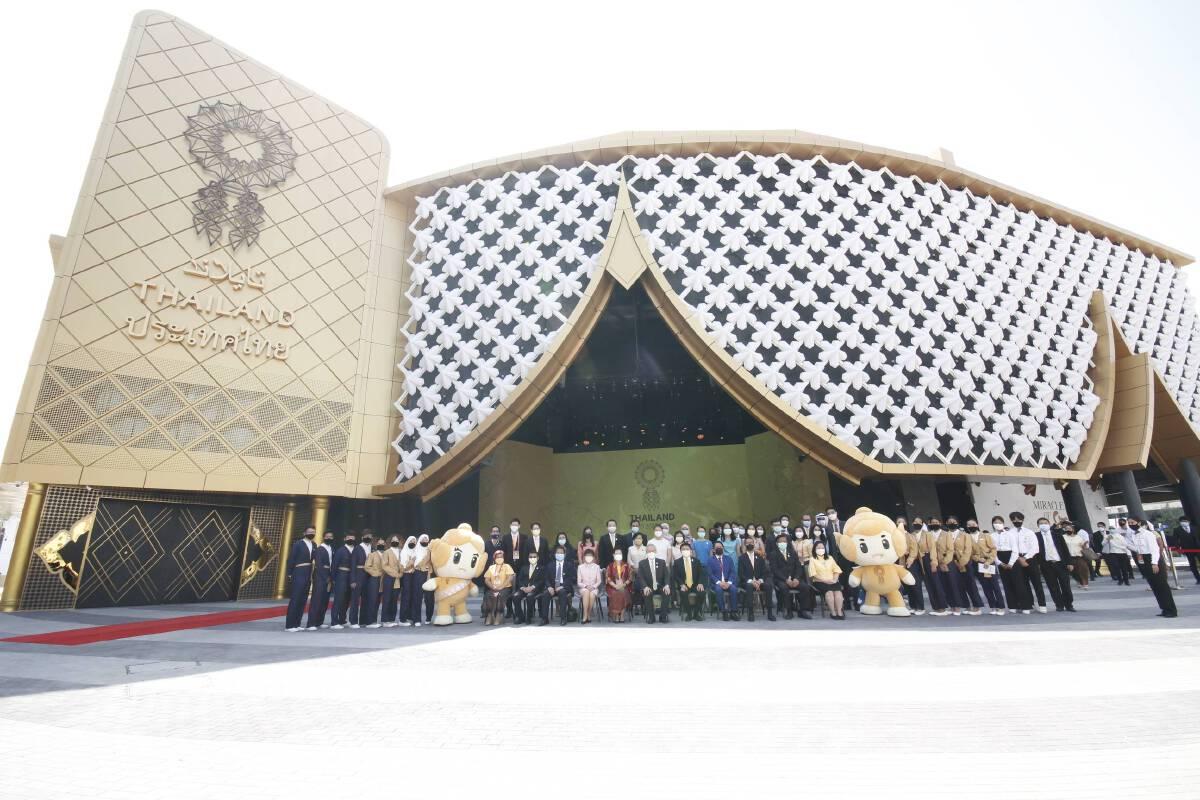 Thailand Pavilion ประชันความอลังการในงาน World Expo 2020 Dubai