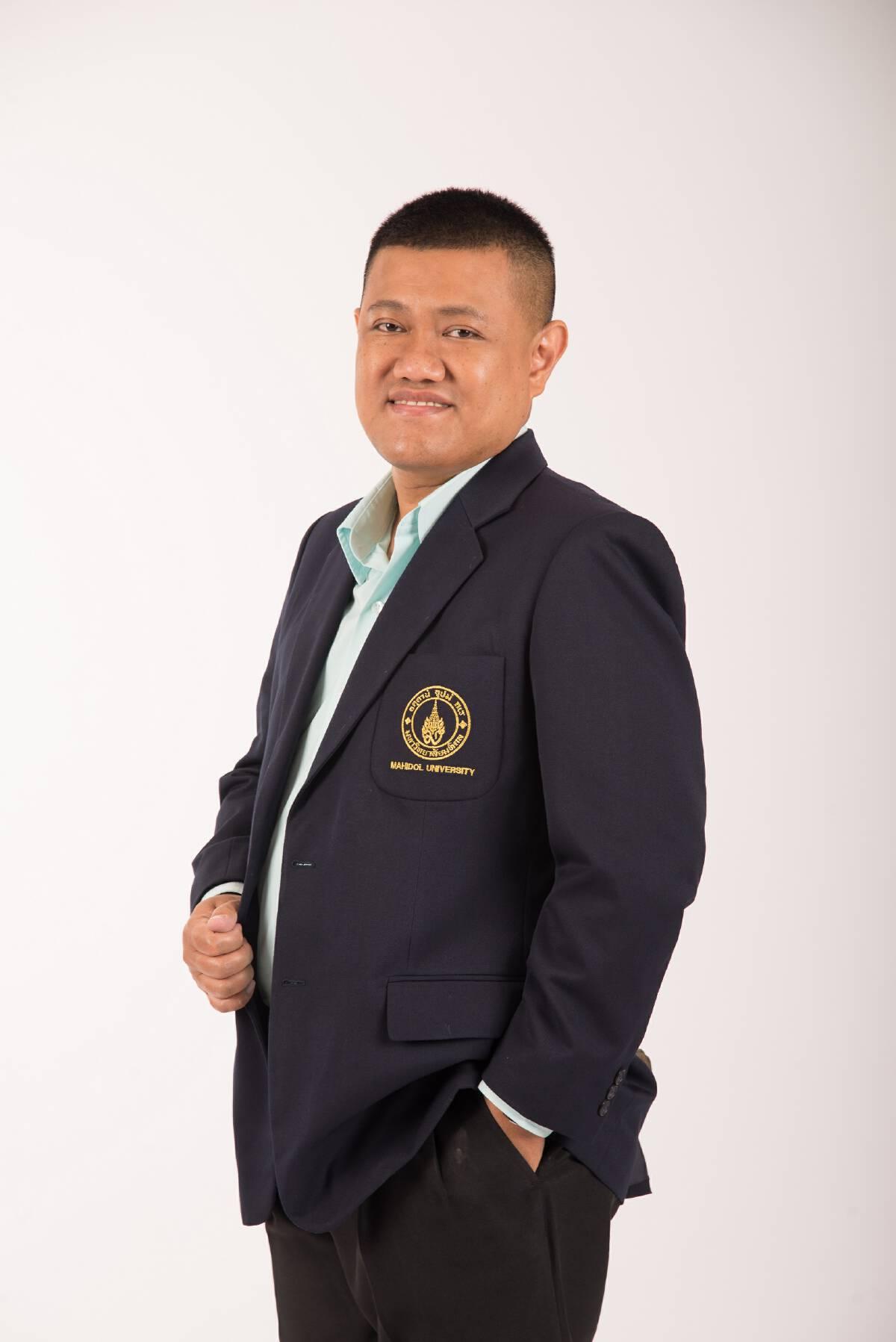 ดร. ปิยภัสร ธาระวานิช หัวหน้าสาขาการเงิน วิทยาลัยการจัดการ มหาวิทยาลัยมหิดล หรือซีเอ็มเอ็มยู (CMMU)
