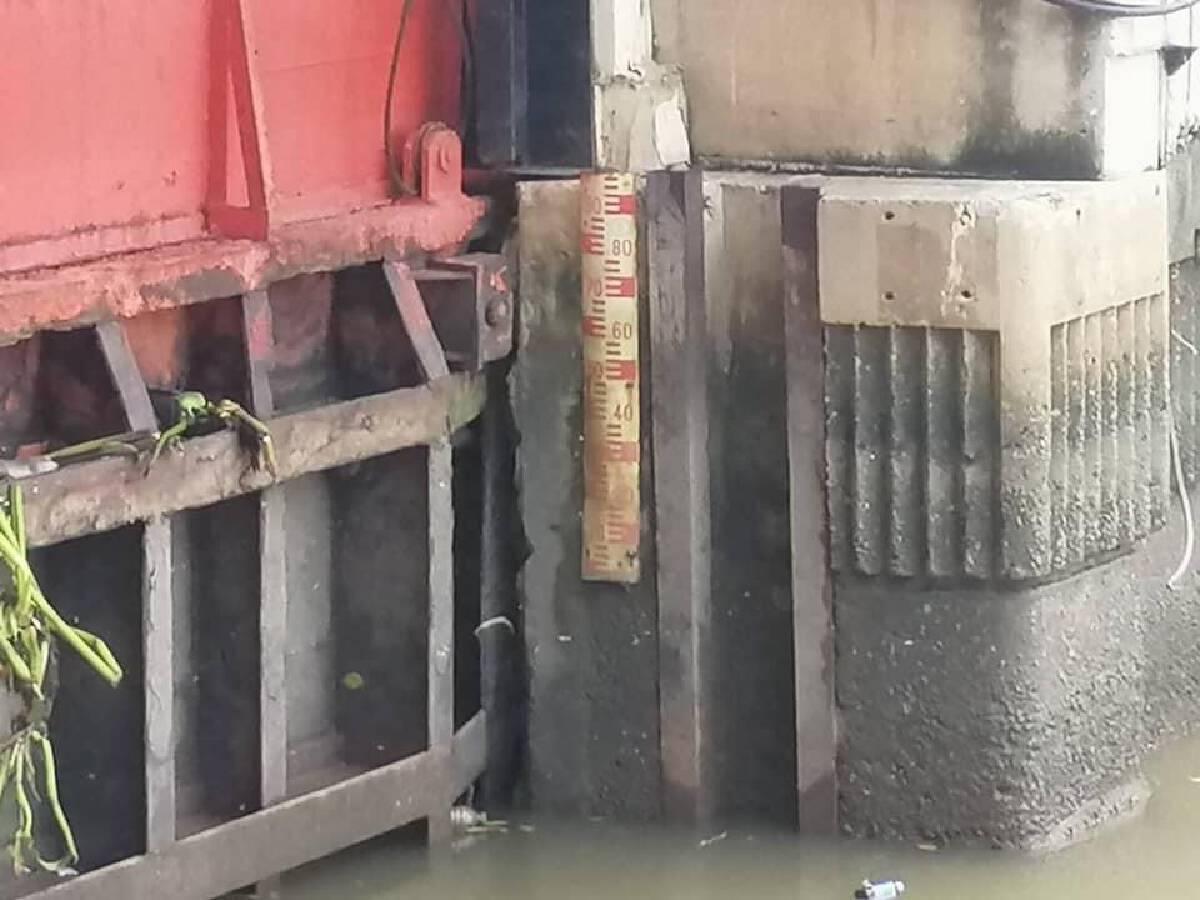 เปิดประตูระบายน้ำ บรรเทาความเดือดร้อนชาวปทุมธานี