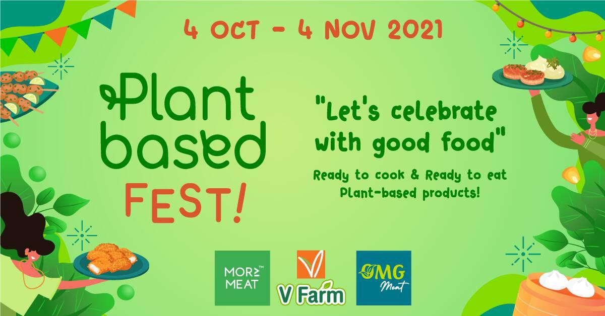 """""""ไทยยูเนี่ยน """"จับมือ 2 ผู้นำอาหาร จัดแคมเปญรับกินเจ-Plant based โลก"""